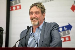 I Really Do Miss That Crazy Guy, John McAfee
