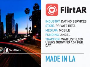 This LA Startup Uses AR to Find Your Next Date