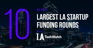 These 10 LA Startups Raised the Most Capital in Q2 of 2017