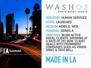 This LA Startup is the On Demand Car Wash That Your Vehicle Needs