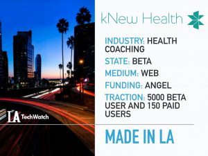 kNew Health is The Digital Health Coach That You Need