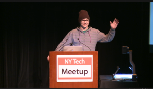 Highlights: The January New York Tech Meetup