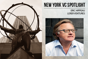 A New York VC Spotlight: Eric Hippeau
