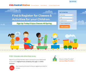 Kidz Central Station: A Godsend for New York Parents