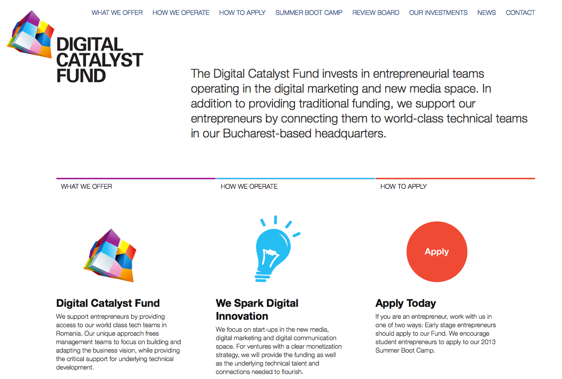 Digital Catalyst Fund