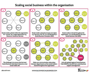 The Role of the Social Business Champion in Scaling Social Media