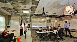 Under the River and Through the Tunnel.  Mission 50: Coworking in New Jersey