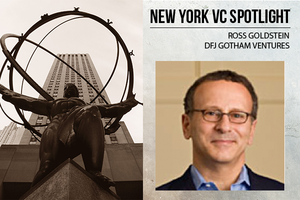 A New York VC Spotlight: Ross Goldstein