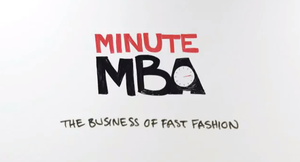 The Business of Fast Fashion [Video]