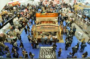 "Fancy Food Show Sets Trends for Startups? ""Comfortable Diversity"""