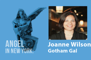 An Angel in New York: Joanne Wilson