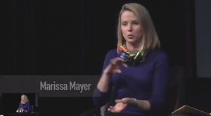 53 Minutes with Marissa Mayer [Video]
