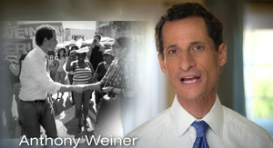 Anthony Weiner Launches First Mayoral TV Ad