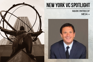 A New York VC Spotlight: Mark Patricof