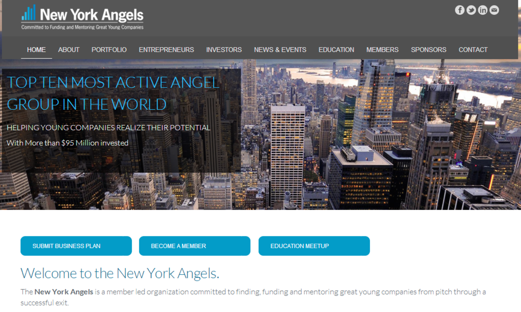 NEW YORK ANGELS