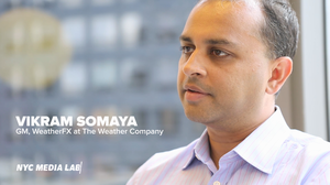The Weather Company's Vikram Somaya Is Taking the Digital World By Storm