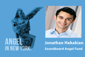 An Angel in New York: Jonathan Hakakian