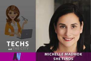 Techs and the City: Michelle Madhok
