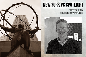 A New York VC Spotlight: Eliot Durbin of BOLDStart Ventures