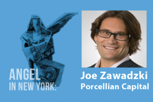 An Angel in New York: Joe Zawadzki