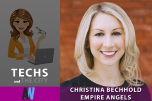 Techs and the City: Christina Bechhold