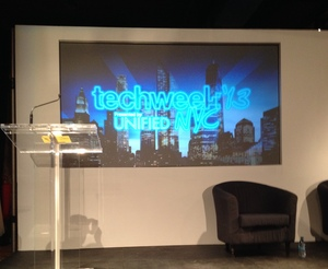 Techweek New York – The Highlights and the Winners