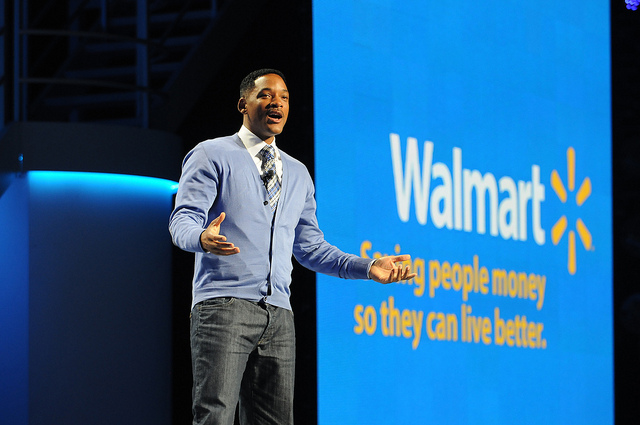 Wal-Mart Shareholders Meeting 2011