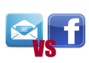 Email Vs. Facebook: Which Is More Valuable to Marketers?