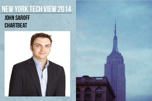 Chartbeat: New York Tech View 2014