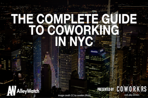 Coworking nyc