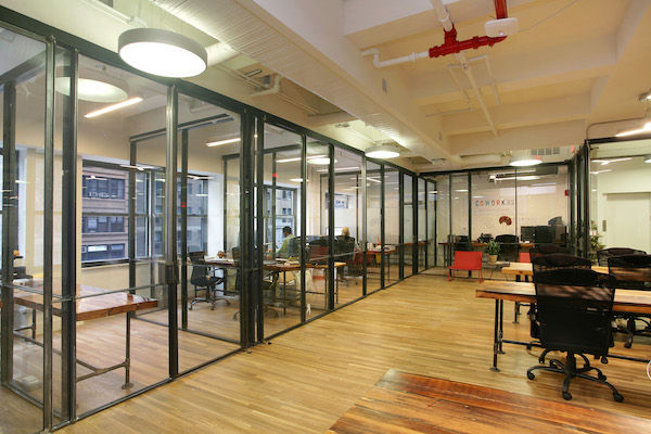 The Complete Guide To Nyc Coworking Spaces Alleywatch