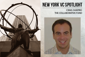 A New York VC Spotlight: Craig Shapiro