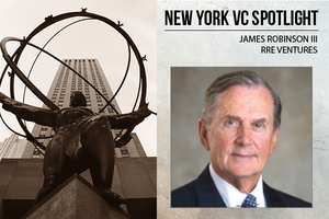 A New York VC Spotlight: James Robinson III