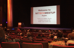 February NY Tech Meetup: The Internet of (Very Personal) Things