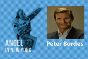 An Angel in New York: Peter Bordes