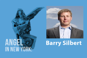 An Angel in New York: Barry Silbert