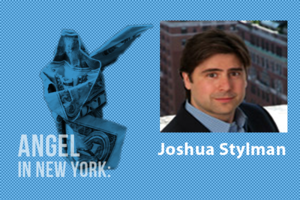 An Angel in New York: Joshua Stylman