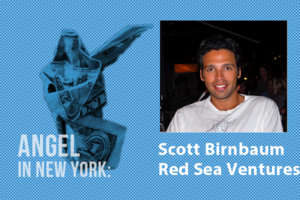 An Angel in New York: Scott Birnbaum