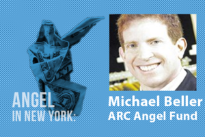 An Angel in New York – Michael Beller