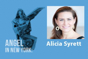 An Angel in New York: Alicia Syrett