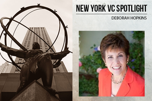 A New York VC Spotlight: Deborah Hopkins