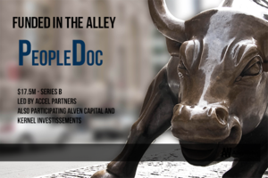 Funded in the Alley: PeopleDoc Raises $17.5M