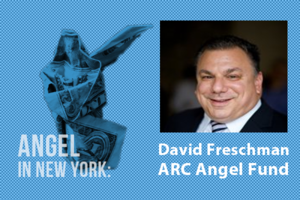 An Angel in New York: David Freschman