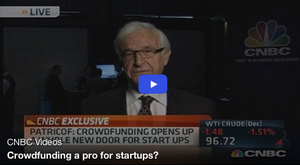 Is Crowdfunding a Pro for Startups?