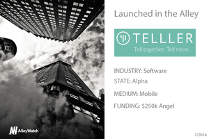 Telller: The App That Tells the Whole Story