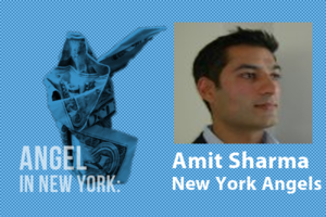 An Angel in New York: Amit Sharma
