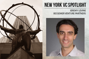 A New York VC Spotlight: Jeremy Levine
