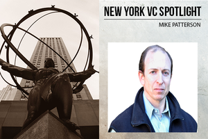 A New York VC Spotlight: Michael Patterson