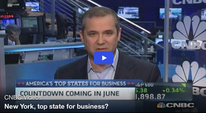 New York, Top State for Business?