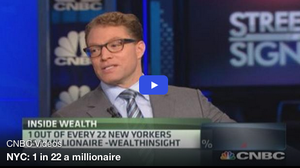 NYC: 1 in 22 a Millionaire